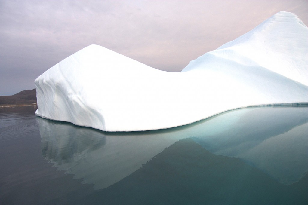 Icebergs. Exotic shapes, imagination and desire.